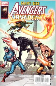 Giant-Size Avengers Invaders #1